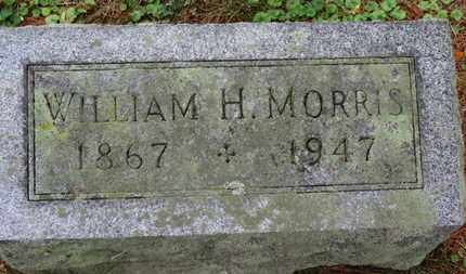 MORRIS, WILLIAM H. - Marion County, Ohio | WILLIAM H. MORRIS - Ohio Gravestone Photos