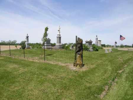 OVERVIEW, CEMETERY - Marion County, Ohio | CEMETERY OVERVIEW - Ohio Gravestone Photos
