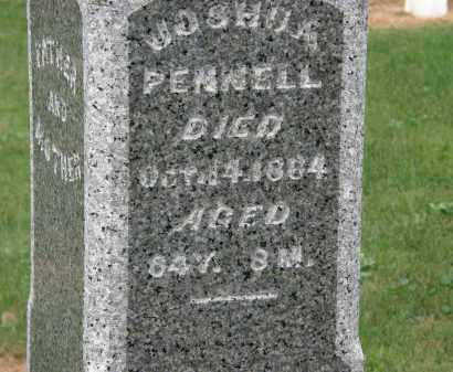 PENNELL, JOSHUA - Marion County, Ohio | JOSHUA PENNELL - Ohio Gravestone Photos