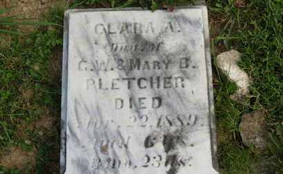 PLETCHER, G.W. - Marion County, Ohio | G.W. PLETCHER - Ohio Gravestone Photos