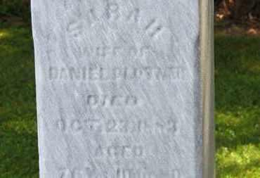 PLOTNER, DANIEL - Marion County, Ohio | DANIEL PLOTNER - Ohio Gravestone Photos