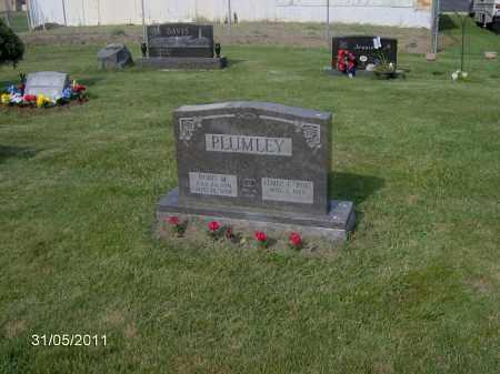 PLUMLEY, DORIS M - Marion County, Ohio | DORIS M PLUMLEY - Ohio Gravestone Photos