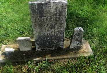 PONSON, DAVID - Marion County, Ohio | DAVID PONSON - Ohio Gravestone Photos