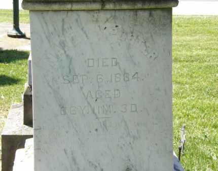 PORTER, NANCY J. - Marion County, Ohio | NANCY J. PORTER - Ohio Gravestone Photos