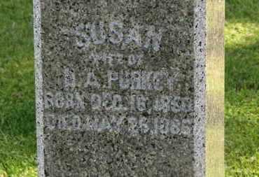 PURKEY, SUSAN - Marion County, Ohio | SUSAN PURKEY - Ohio Gravestone Photos