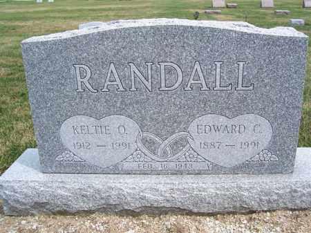 RANDALL, KELTIE O. - Marion County, Ohio | KELTIE O. RANDALL - Ohio Gravestone Photos
