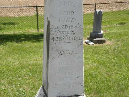 REDD, SAMANTHA A. - Marion County, Ohio | SAMANTHA A. REDD - Ohio Gravestone Photos