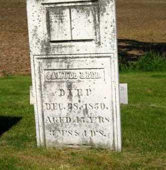 REED, SAMUEL - Marion County, Ohio | SAMUEL REED - Ohio Gravestone Photos