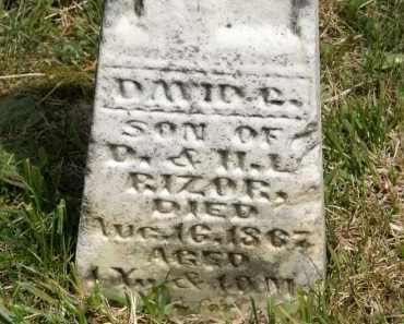 RIZOR, DAVID G. - Marion County, Ohio   DAVID G. RIZOR - Ohio Gravestone Photos