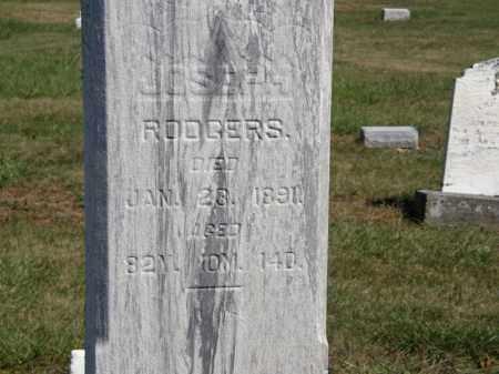 RODGERS, JOSEPH - Marion County, Ohio | JOSEPH RODGERS - Ohio Gravestone Photos