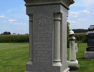 ROSENCRANS, MARGARET - Marion County, Ohio | MARGARET ROSENCRANS - Ohio Gravestone Photos