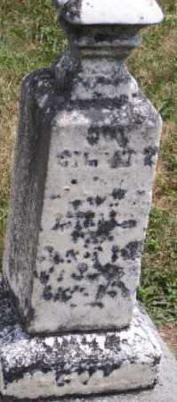 RUBINS, GILBERT - Marion County, Ohio | GILBERT RUBINS - Ohio Gravestone Photos