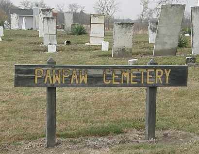 SIGN, CEMETERY - Marion County, Ohio   CEMETERY SIGN - Ohio Gravestone Photos
