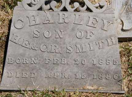 SMITH, CHARLEY - Marion County, Ohio | CHARLEY SMITH - Ohio Gravestone Photos