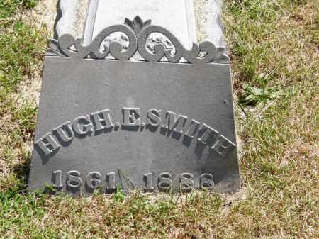 SMITH, HUGH E. - Marion County, Ohio | HUGH E. SMITH - Ohio Gravestone Photos