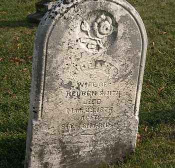 SMITH, REUBEN - Marion County, Ohio   REUBEN SMITH - Ohio Gravestone Photos