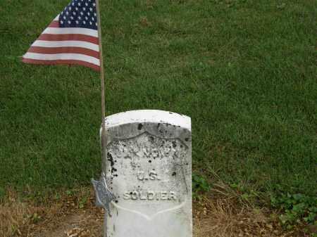 SOLDIER, UNKNOWN - Marion County, Ohio   UNKNOWN SOLDIER - Ohio Gravestone Photos