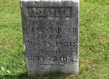 STARNER, ELIZABETH - Marion County, Ohio | ELIZABETH STARNER - Ohio Gravestone Photos