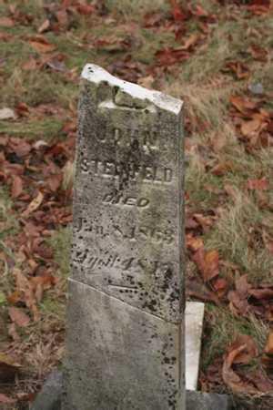STEINFELD, JOHN - Marion County, Ohio   JOHN STEINFELD - Ohio Gravestone Photos