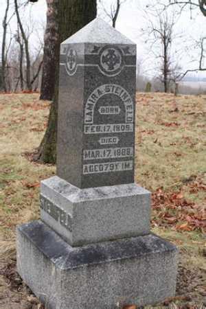 STEINFELD, LAMIRA - Marion County, Ohio   LAMIRA STEINFELD - Ohio Gravestone Photos