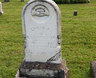 STINEHELFER, LYDIA - Marion County, Ohio | LYDIA STINEHELFER - Ohio Gravestone Photos