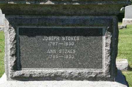 STOKES, ANN - Marion County, Ohio | ANN STOKES - Ohio Gravestone Photos
