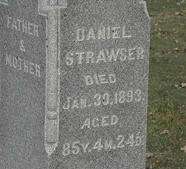 STRAWSER, DANIEL - Marion County, Ohio   DANIEL STRAWSER - Ohio Gravestone Photos