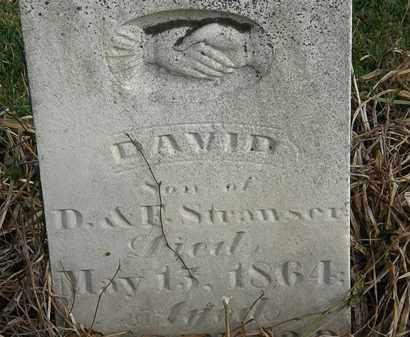 STRAWSER, D. - Marion County, Ohio | D. STRAWSER - Ohio Gravestone Photos