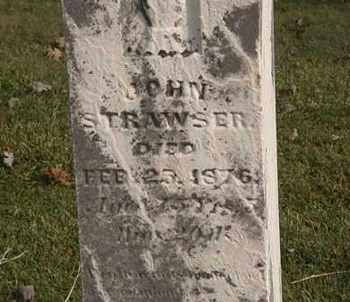 STRAWSET, JOHN - Marion County, Ohio | JOHN STRAWSET - Ohio Gravestone Photos