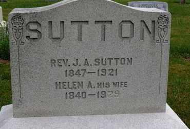 SUTTON, HELEN A. - Marion County, Ohio | HELEN A. SUTTON - Ohio Gravestone Photos