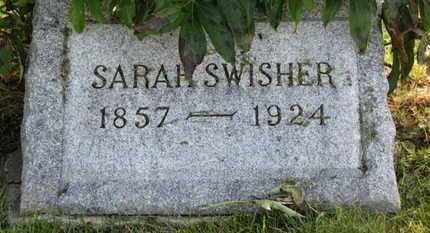 SWISHER, SARAH - Marion County, Ohio | SARAH SWISHER - Ohio Gravestone Photos
