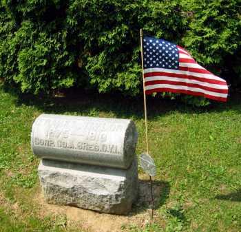 TAYLOR, FRANK L. - Marion County, Ohio   FRANK L. TAYLOR - Ohio Gravestone Photos