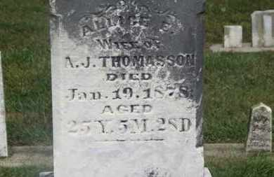 THOMASSON, A.J. - Marion County, Ohio | A.J. THOMASSON - Ohio Gravestone Photos