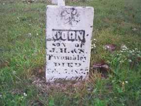 TWOMBLEY, JOHN H JR. - Marion County, Ohio | JOHN H JR. TWOMBLEY - Ohio Gravestone Photos