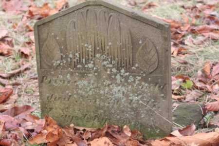 UNKNOWN, PRIN?? - Marion County, Ohio | PRIN?? UNKNOWN - Ohio Gravestone Photos