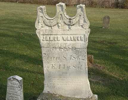 WALKER, JAMES - Marion County, Ohio   JAMES WALKER - Ohio Gravestone Photos