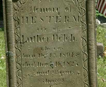 WELCH, LUTHER - Marion County, Ohio | LUTHER WELCH - Ohio Gravestone Photos