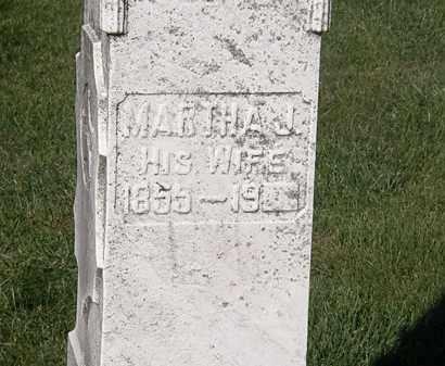 WHITNEY, MARTHA J. - Marion County, Ohio   MARTHA J. WHITNEY - Ohio Gravestone Photos