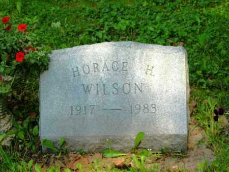 WILSON, HORACE H. - Marion County, Ohio | HORACE H. WILSON - Ohio Gravestone Photos