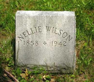 WILSON, NELLIE - Marion County, Ohio   NELLIE WILSON - Ohio Gravestone Photos