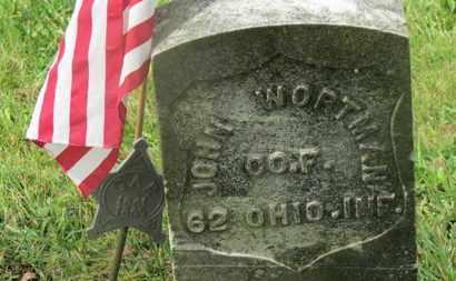WORTMAN, JOHN - Marion County, Ohio | JOHN WORTMAN - Ohio Gravestone Photos
