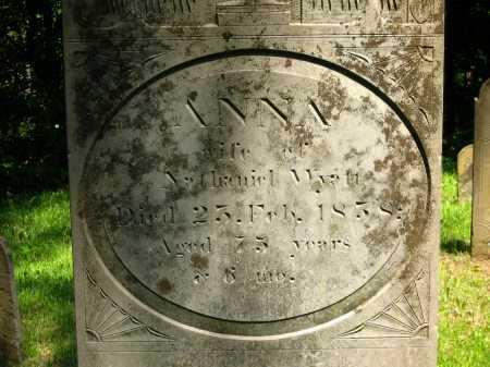 WYATT, ANNA - Marion County, Ohio | ANNA WYATT - Ohio Gravestone Photos