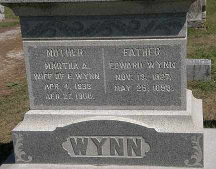 WYNN, EDWARD - Marion County, Ohio | EDWARD WYNN - Ohio Gravestone Photos