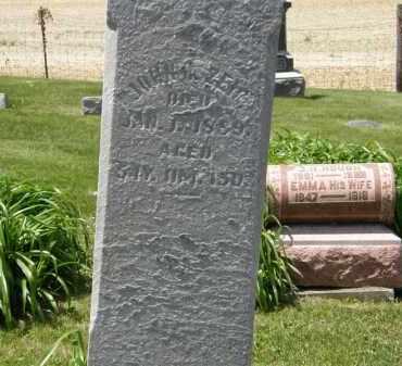 ZIEG, JOHN H. - Marion County, Ohio | JOHN H. ZIEG - Ohio Gravestone Photos