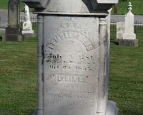 ALLIS, LEMUEL - Medina County, Ohio | LEMUEL ALLIS - Ohio Gravestone Photos