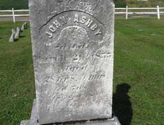 ASHBY, JOHN - Medina County, Ohio | JOHN ASHBY - Ohio Gravestone Photos