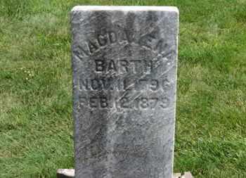 BARTH, MAGDALENA - Medina County, Ohio   MAGDALENA BARTH - Ohio Gravestone Photos
