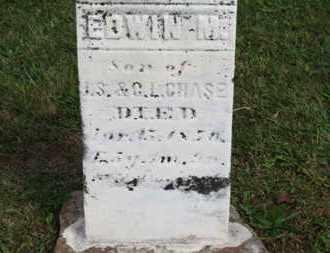 CHASE, J.S. - Medina County, Ohio | J.S. CHASE - Ohio Gravestone Photos