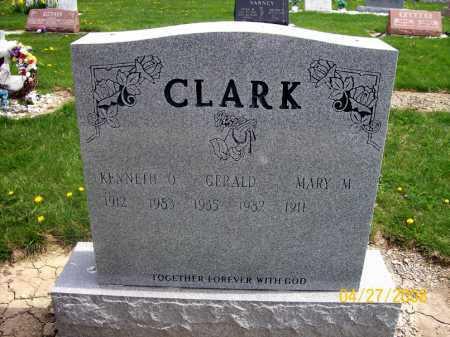 FOSTER CLARK, MARY M. - Medina County, Ohio | MARY M. FOSTER CLARK - Ohio Gravestone Photos