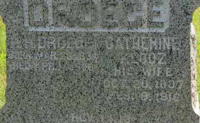 DROEGE, CATHERINE - Medina County, Ohio | CATHERINE DROEGE - Ohio Gravestone Photos